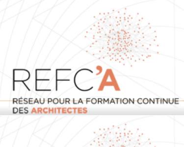 Plateforme de gestion des formations d'architectes